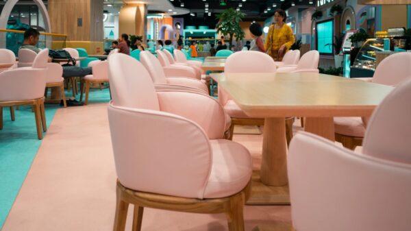 Rodzaj krzeseł ma znaczenie